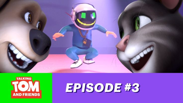 Talking Tom e seus amigos ep.3 - Future Tron xo, Talking Angela #TalkingAngela #MyTalkingAngela #LittleKitties #TalkingFriends