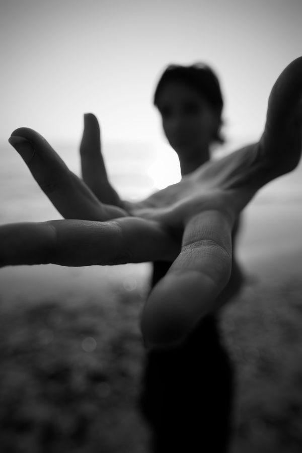 Dame la mano, y vamos a darle la vuelta al mundo...