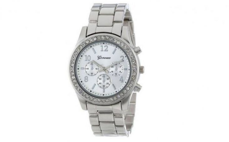 Ceas dama Geneva Lady Charm Collection Watch, la 49 RON in loc de 120 RON  Vezi mai multe detalii pe Teamdeals.ro: Ceas dama Geneva Lady Charm Collection Watch, la 49 RON in loc de 120 RON
