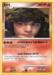 Favij pokecard
