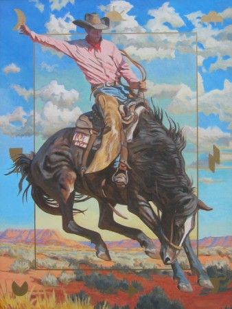 If you gonna ride bucking horses.....don't buck off.