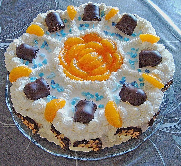 Mohrenkopf - Torte, ein schönes Rezept aus der Kategorie Torten. Bewertungen: 12. Durchschnitt: Ø 4,0.