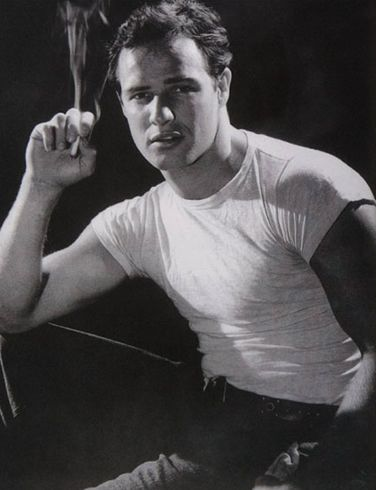 """""""Never confuse the size of your paycheck with the size of your talent.""""  Marlon Brando"""