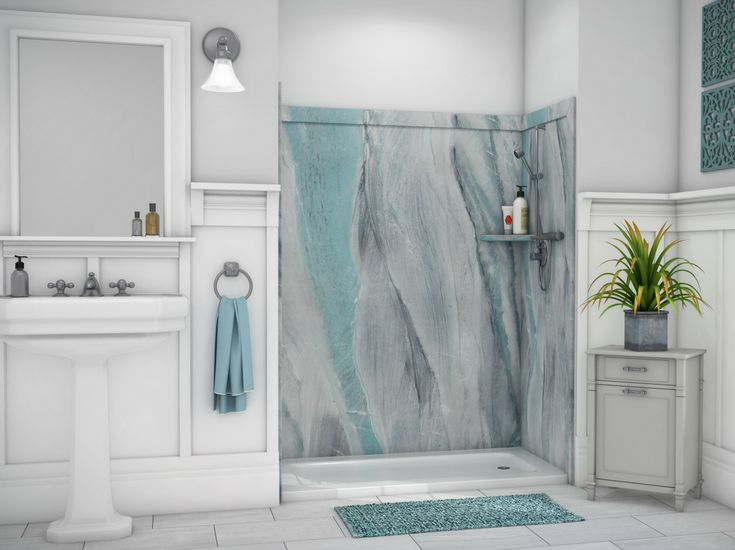 177 Best Shower U0026 Tub Wall Panels Images On Pinterest | Bathroom  Remodeling, Remodeling Ideas And Shower Tub