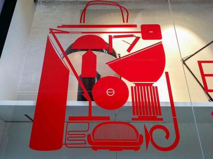 Red sale retail sticker 4
