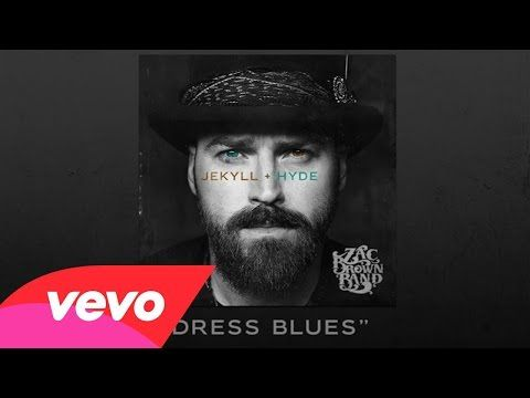 Zac Brown Band - Dress Blues (Audio) - YouTube