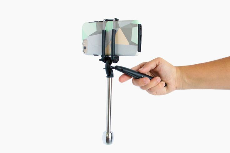 A pocket-sized video stabilizer with a magnetic gimbal.