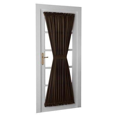 25 Best Ideas About Door Panel Curtains On Pinterest