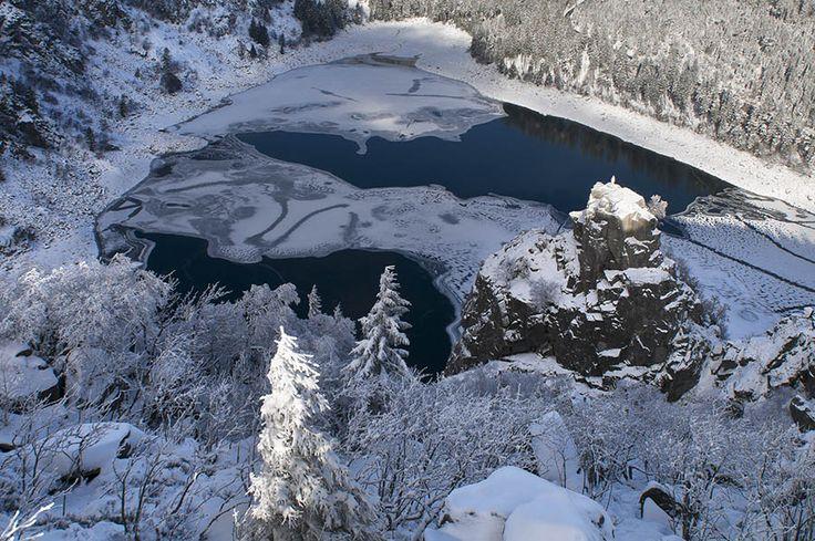 Le cirque du Lac Blanc