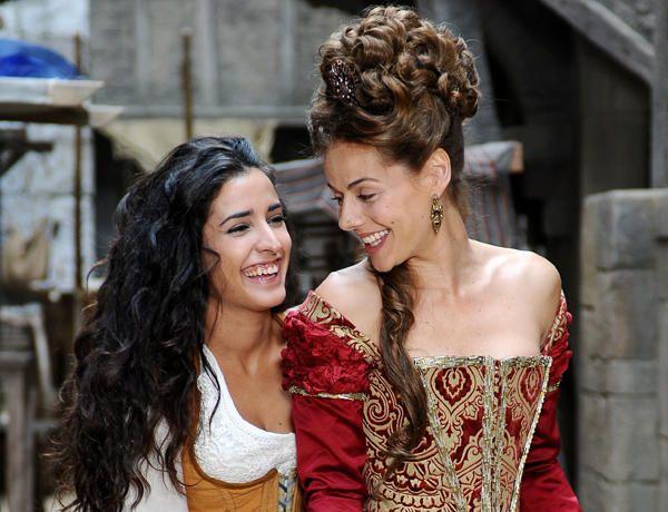 Las mujeres de 'Aguila roja' - Septiembre - 2010 - Series tv - Series TV, House, Lost, Prision Break, Temporada Anatomia Grey - Teleprograma...