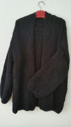 Bernadette vest zwart