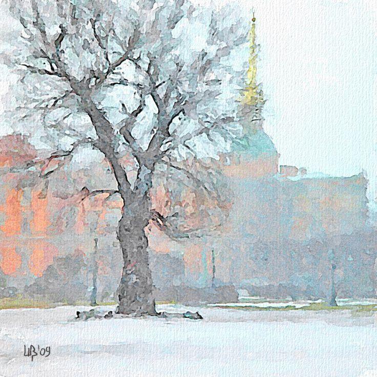Vitaly Shchukin - Saint Michael's Castle, St. Petersburg