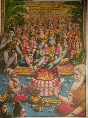Shree Tirupati Balaji's  - 1  http://yrv-whovr.blogspot.ae/2009/10/shree-tirupati-balajis-life-story-10.html