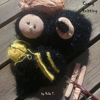 Crazy knitting: Привет друзья! Меня зовут Юлия и я многократная с...