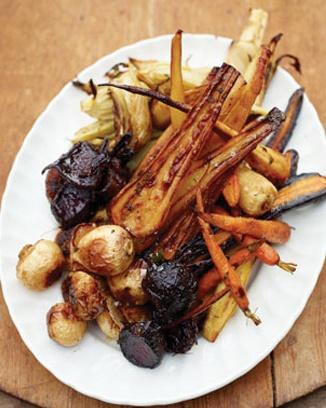 roast vegetables