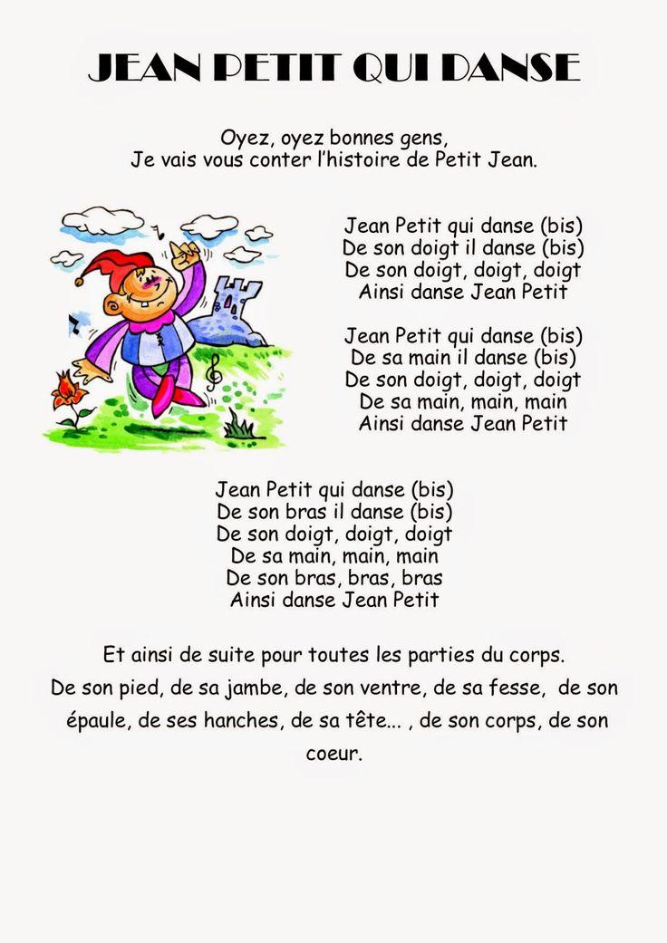 Comptine #33-Jean Petit qui danse