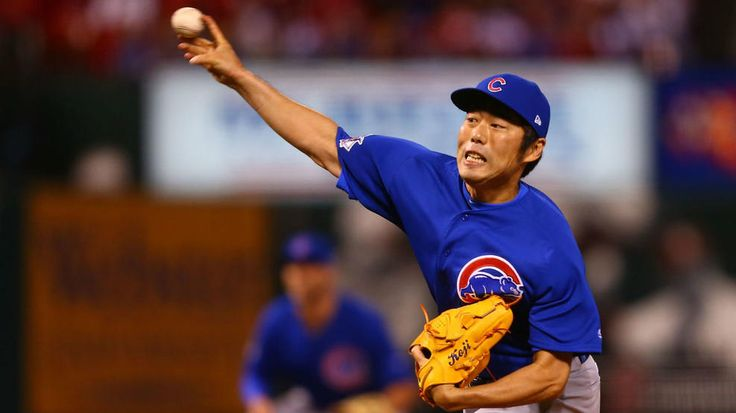 2017 Chicago Sports Yearbook: History-Making Moments - Chicago Cubs pitcher Koji Uehara celebrated his 42nd birthday on April 4 by becoming the fourth pitcher in Cubs history to appear in a game for the team at the age of 42 or older. Hoyt Wilhelm (48 years old), Charlie Root (42), and Dutch Leonard (43) are the other three pitchers to accomplish the feat.