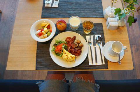 Breakfast Buffet in Mercure Den Haag Central, Holland   TravelJunkieIndonesia.com