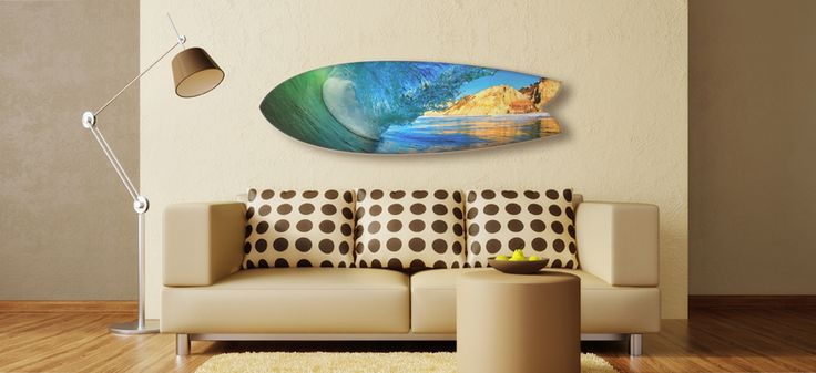 Decor Surfboards