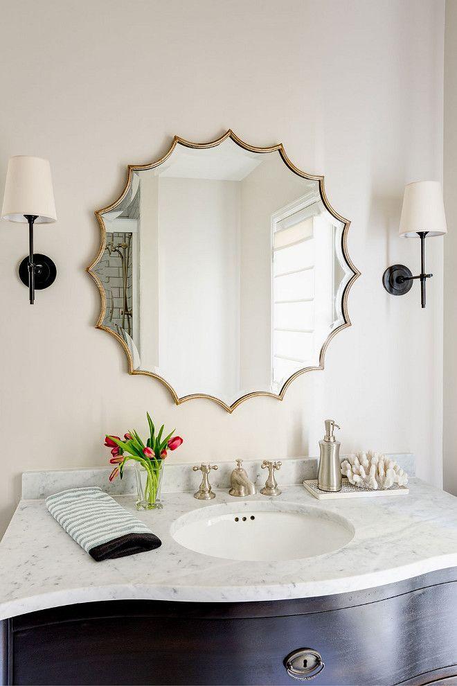 best 25+ bathroom mirrors ideas on pinterest | farmhouse kids