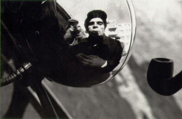 Aleksander Rodczenko (1891 - 1956) Chofer, 1933