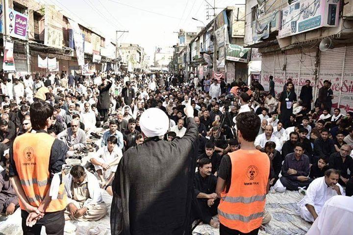 Markazi Ashura Procession 1438 / 2016 - Rawalpindi Pakistan  (10 Muharram 1438 / 2016 - Rawalpindi Pakistan  Photography: Ibrahim Tahir  Shia Multimedia Team - SMT http://ift.tt/1L35z55