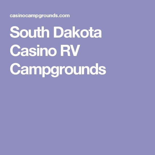 South Dakota Casino RV Campgrounds
