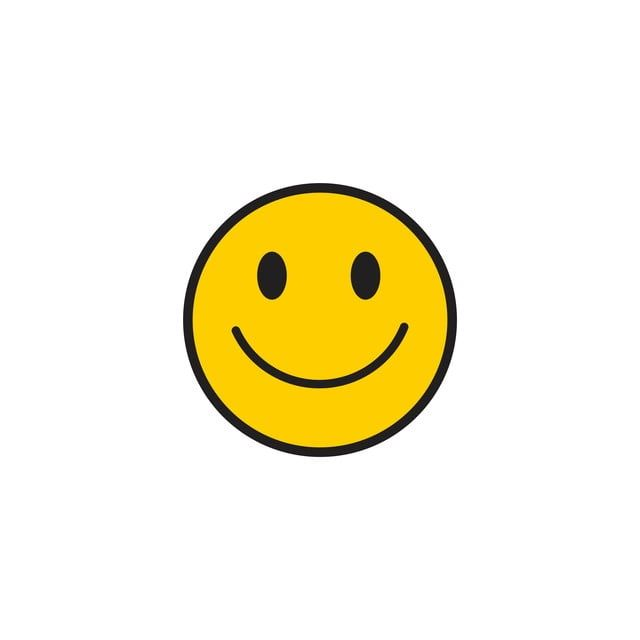 Happy Face With Smile Expression Vector Illustration Smile Clipart Happy Face Icon Png And Vector With Transparent Background For Free Download Ilustrasi Vektor Ilustrasi Ilustrasi Ikon