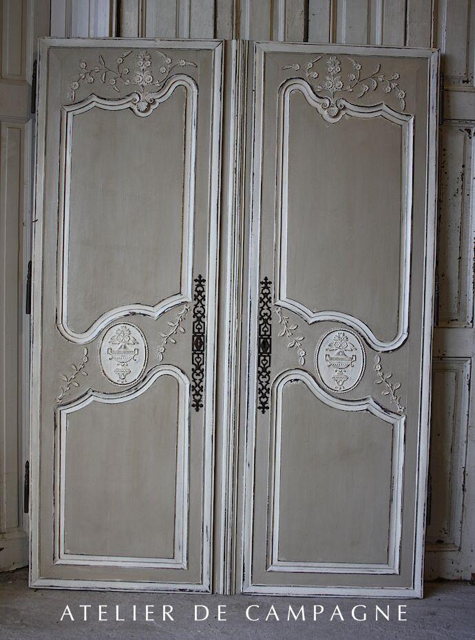 Bridal Armoire Doors