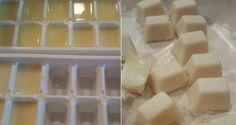 La recette des cubes nettoyants pour le lave-vaisselle