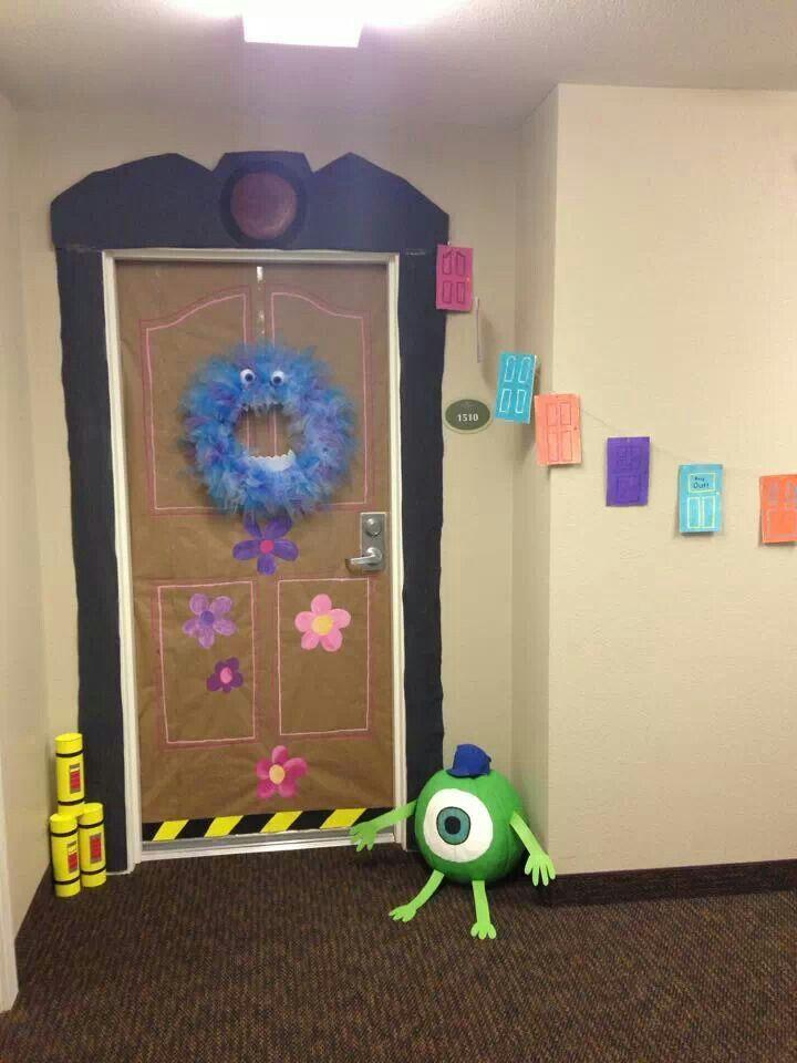 65 Best Door Decorations Images On Pinterest Classroom