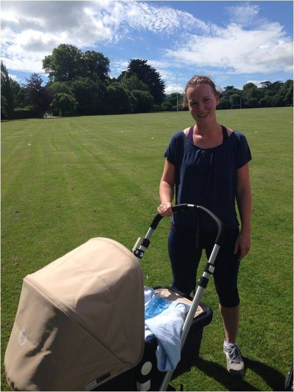 Edel did Mummy Bootcamp on her first and second baby! Hear what she has to say about our sessions!