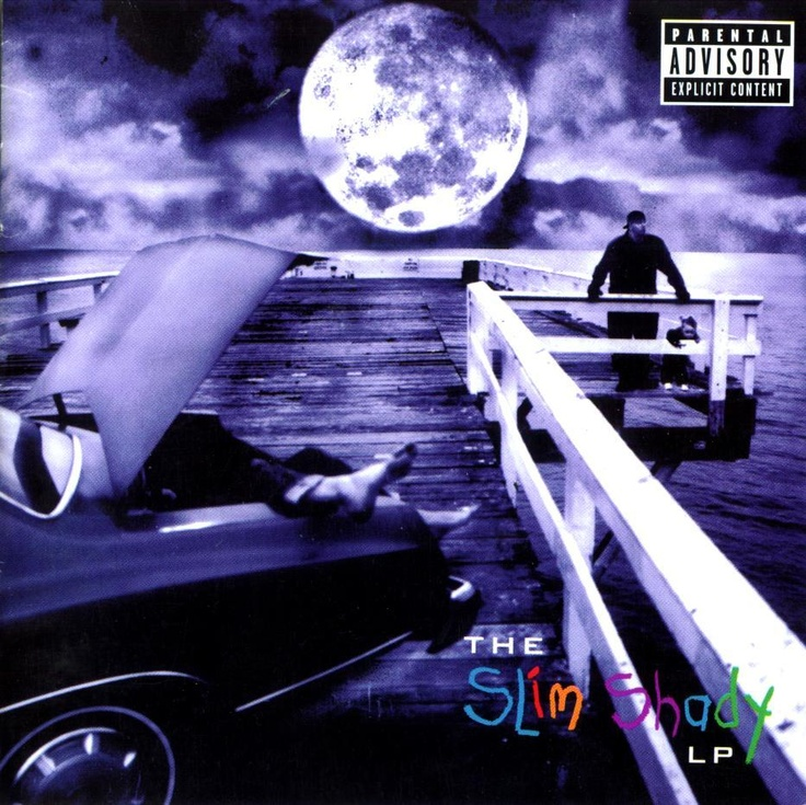 Eminem - Slim Shady LP. CLASSIC.