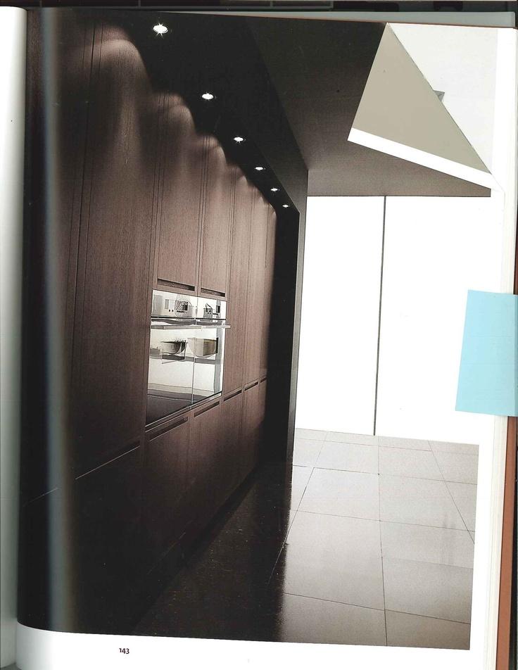 Boffi - clean sleek hidden cabinets
