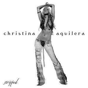 Christina Aguilera Stripped