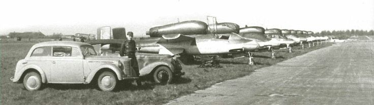 Leck (Germany) May 1945   He 162