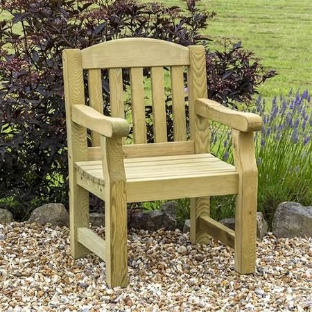 chunky wooden garden furniture sets - Google Search