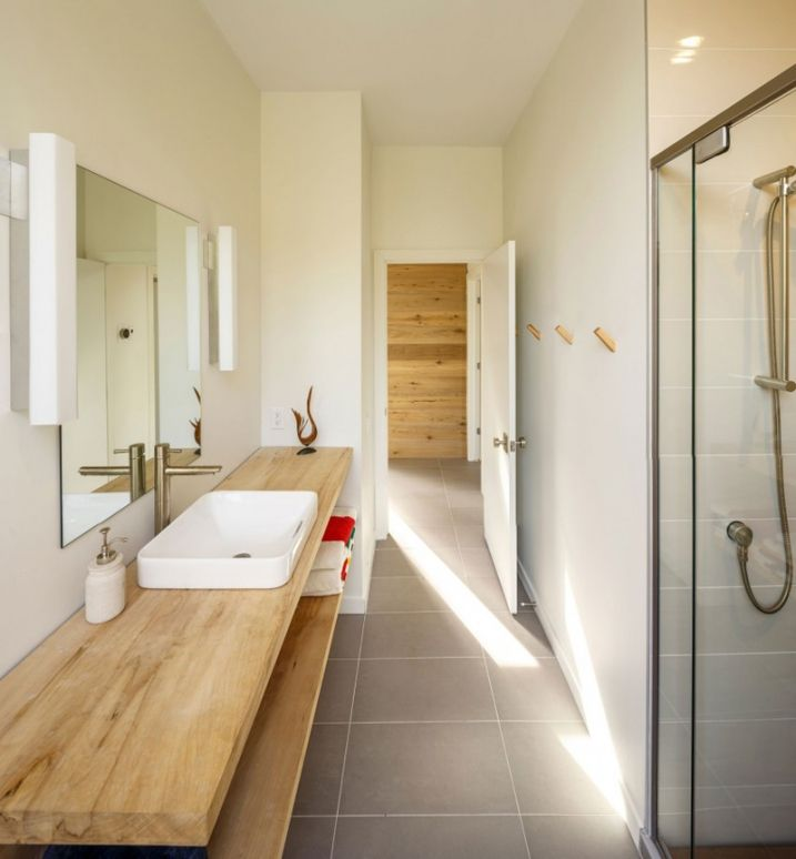 173 best déco salle de bain images on Pinterest Bathroom, Half