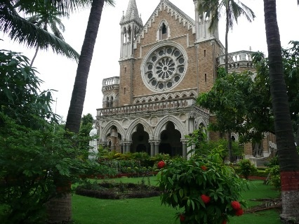 University of Mumbai one of the oldest in India established in 1857. http://www.PaulFDavis.com academic success speaker (info@PaulFDavis.com)