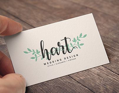 "Check out my @Behance project: ""hart wedding design company"" https://www.behance.net/gallery/30103177/hart-wedding-design-company"
