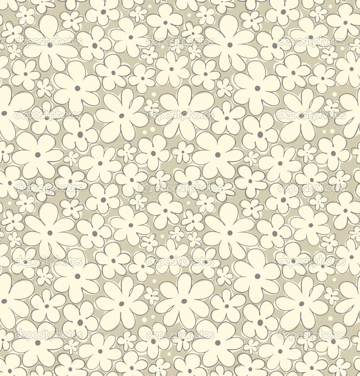 Depositphotos26560225 Colorful floral seamless pattern