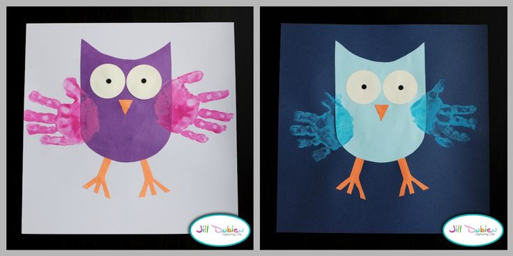 Owl Party Ideas: activity and favors