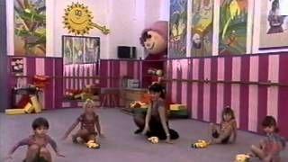 Cvičení s dětmi MŠ - YouTube