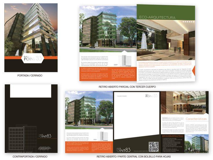 Brochure para proyecto NEOPOINT 83 - Año ©2014