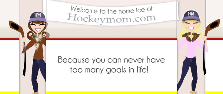 Great hockey mom website!!