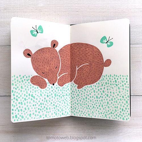 tomoto: Spring Animals