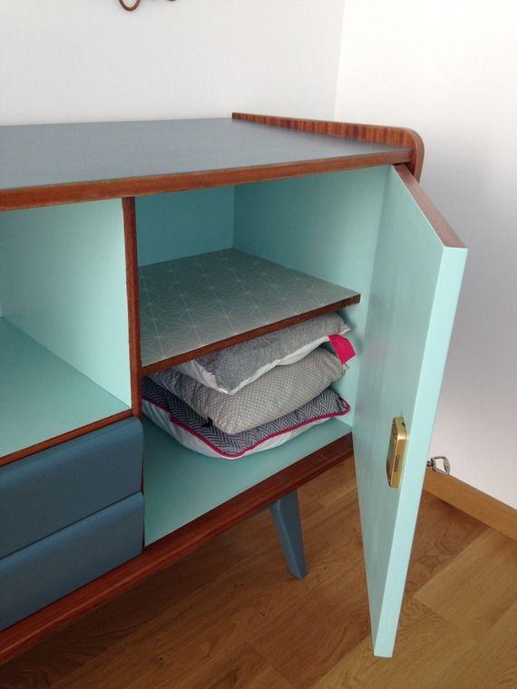 les 31 meilleures images propos de relooking meuble sur pinterest diamants classiques. Black Bedroom Furniture Sets. Home Design Ideas