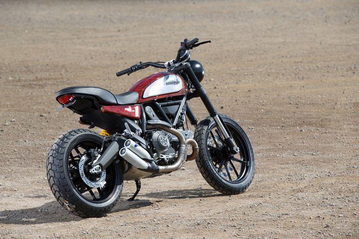 Urban Jungle Ducati Scrambler by IDP Moto