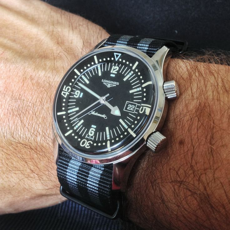 17 Best Images About Nato Strap Watches On Pinterest