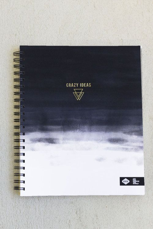 Crazy Ideas Notebook